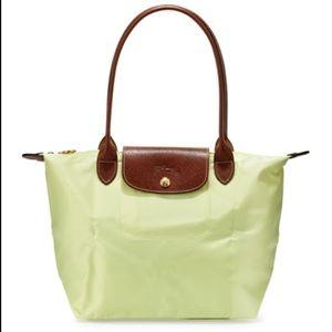 Longchamp   Small Le Pilage Shopper Tote